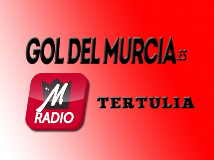 Podcast de abril de 2017 de Gol del Murcia Radio